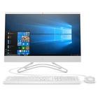 """Hp 24-f0069nl i3-8130U 23.8"""" Full HD Bianco"""