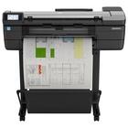 Hp Designjet T830 24 Stampante Grandi Formati Wi-Fi Ad inchiostro A colori 2400 x 1200 DPI Collegamento ethernet LAN