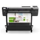 Hp Designjet T830 Stampante Grandi Formati Wi-Fi Getto termico d'inchiostro A colori 2400 x 1200 DPI A0 (841 x 1189 mm) Collegamento ethernet LAN