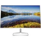 "Hp M24fwa 23.8"" Full HD LCD Argento, Bianco"