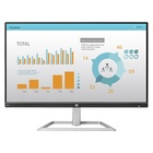 "Hp N240 LED 23.8"" Full HD Nero, Argento"