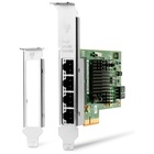 Hp Scheda di rete Intel Ethernet I350-T4 da 1 Gb a quattro porte