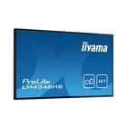 "IIyama LH4346HS-B1 42.5"" LED Full HD 16:9 Nero"