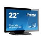 """IIyama ProLite T2234MSC-B6X Touch 21.5"""" FullHD Nero"""
