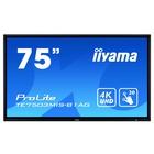 "IIyama ProLite TE7503MIS-B1AG Touch 74.5"" 4K Nero"