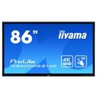 "IIyama ProLite TE8603MIS-B1AG 85.6"" 4K Nero"