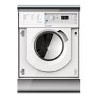INDESIT BI WMIL 71252 EU - Lavatrice Incasso Caricamento frontale Bianco 7 kg 1200 Giri/min A++