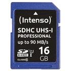 Intenso 16GB SDHC Classe 10 UHS