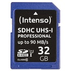 Intenso 32GB SDHC Classe 10 UHS
