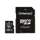 Intenso 3423492 256 GB MicroSD Classe 10 UHS-I