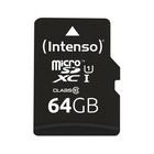 Intenso 3433490 64 GB MicroSDXC Classe 10 UHS-I