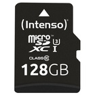 Intenso MicroSDXC 128GB Class 10 UHS-I Professional - Extended Capacity SD (MicroSDHC) Classe 10