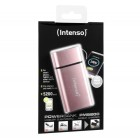 Intenso PM5200 Ioni di Litio 5200mAh Rosa
