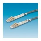 ITB ROLINE 21.15.9760 cavo a fibre ottiche 10 m OM2 LC grey,Grey,White