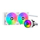 iTek EVOLIQ 240 ARGB White Edition