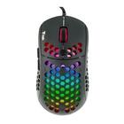 iTek G71 Mano destra USB A Ottico 12000 DPI Nero,RGB