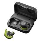 JABRA Elite Sport Auricolari Wireless Grigio/Verde