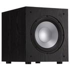 Jamo J10 Black Nero Subwoofer Attivo, Woofer 250 mm, 250 W