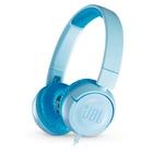 JBL JR300 Cuffie Padiglione Blu