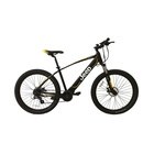 Jeep J-MM275C Mountain Bike con pedalata assistita Cambio Shimano 250 W Nero