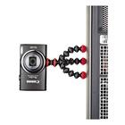Joby GorillaPod Magnetic Mini treppiede Action camera 3 gamba/gambe Nero, Rosso