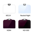 Kase Set Filtri Clip 4-in-1 MCUV/Neutral N/ND64/ND1000 Nikon Z7/Z6