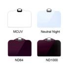 Kase Set Filtri Clip 4-in-1 MCUV/Neutral N/ND64/ND1000 Per Nikon Z7/Z6