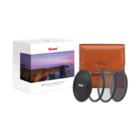 Kase Wolverine Filtri Magnetici Entry Level kit MCUV, CPL, ND64 - 67mm