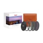 Kase Wolverine Filtri Magnetici Entry Level ND Kit CPL, ND8, ND64 - 67mm