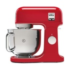 Kenwood KMX750AR 5 L Rosso, Acciaio inossidabile 1000 W