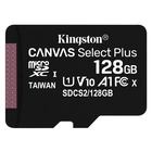 Kingston Canvas Select Plus 128 GB MicroSDXC Classe 10 UHS-I
