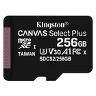 Kingston Canvas Select Plus 256 GB MicroSDXC Classe 10 UHS-I