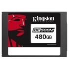 """Kingston DC500 2.5"""" 480 GB SATA III 3D TLC"""
