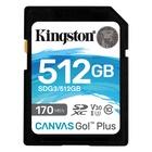 Kingston SDG3/512GB Plus 512 GB SD Classe 10 UHS-I