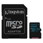 Kingston Technology Canvas Go! 128 GB MicroSDXC Classe 10 UHS-I