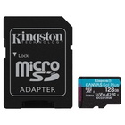 Kingston Technology Canvas Go! Plus 128 GB MicroSD Classe 10 UHS-I