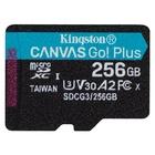 Kingston Technology Canvas Go! Plus 256 GB MicroSD Classe 10 UHS-I