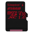 Kingston Technology Canvas React 256 GB MicroSDXC Classe 10 UHS-I