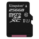 Kingston Technology Canvas Select 256 GB MicroSDXC Classe 10 UHS-I