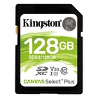 Kingston Technology Canvas Select Plus 128 GB SDXC Classe 10 UHS-I
