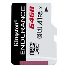 Kingston Technology High Endurance 64 GB MicroSD Classe 10 UHS-I