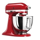 Kitchenaid Robot da cucina Artisan Rosso imperiale + Set 3 accessori