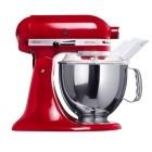 Kitchenaid Artisan 4.8 L 300 W Rosso Imperiale
