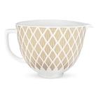 Kitchenaid Ciotola in ceramica 4,7 lt 5KSM2CB5PGC Gold Conifer
