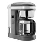 Kitchenaid Macchine per caffè a Infusione da 1.7L colore Grigio Antracite 5KCM1209EDG