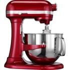 Kitchenaid Robot da cucina Artisan da 6,9 Lt Rosso Mela Metallizzato 5KSM7580XECA CON GRAFFIO SULLA SCOCCA