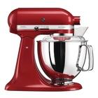 Kitchenaid Robot da cucina Artisan da 4,8 Lt Rosso Imperiale 5KSM175PSEER