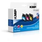 KMP H105V Ciano, Magenta, Giallo