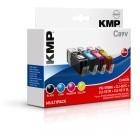 KMP C89V Multipack compatibile Canon PGI-550/CLI-551 XL