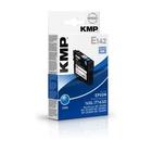 KMP E142 Cartuccia d'inchiostro Ciano kompatibel mit Epson T1632